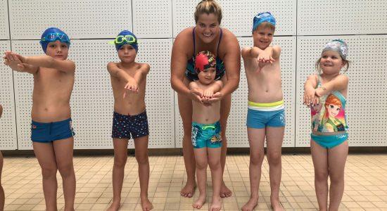 Schwimmkurse im Wiener Stadthallenbad